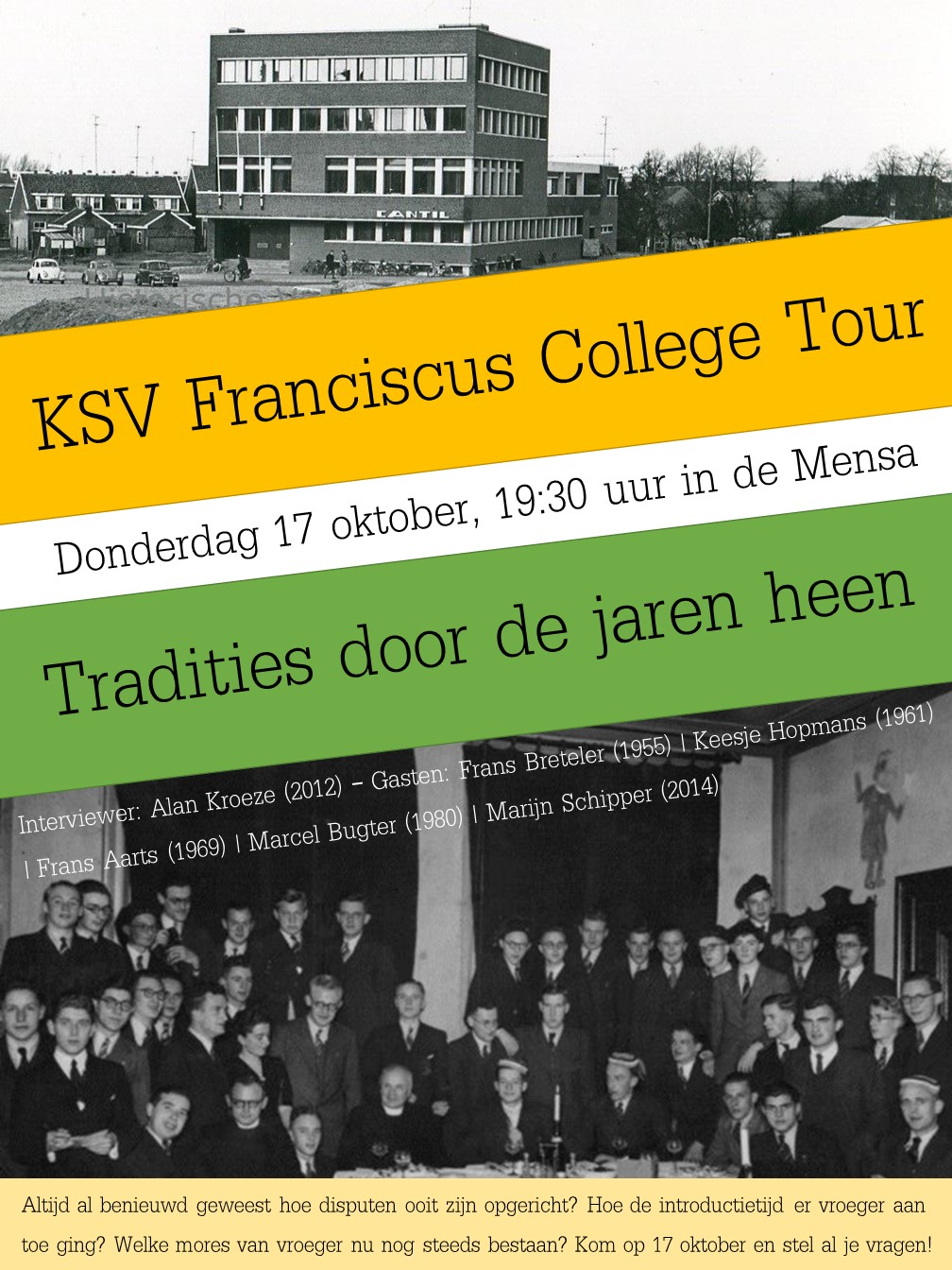 K.S.V. Franciscus: College Tour